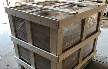 Упаковка хрупких грузов