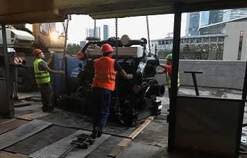 Услуги автокрана 50 тонн 2